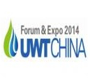 UWT China 2014, Urban Water Treatment, Sep 3-5