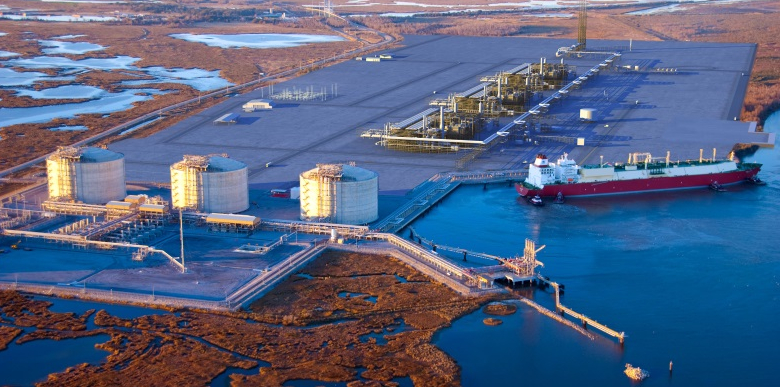 Cameron LNG Project Will Raise $7.4 Billion through Financing