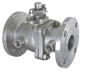 1015 Stainless Steel Jacket Ball Valve, RF, 150#