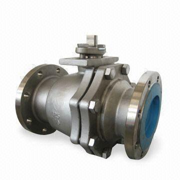 API 598 Stainless Steel Ball Valve, 300LB, 8 Inch