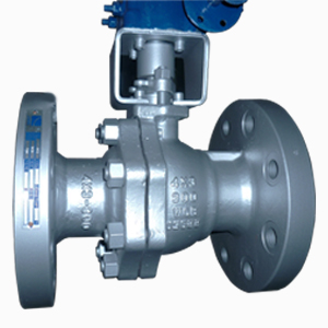 API 6D Reduced Bore Floating Ball Valve, 4X3 Inch