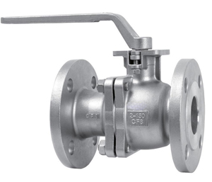 ASTM A216 CS Floating Ball Valve, 2 Inch, 150LB