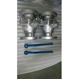 ASTM A216 Floating Ball Valve, DN80, PN50