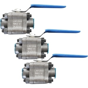 BS 5351 Ball Valve, Reduced Bore DN20 PN250