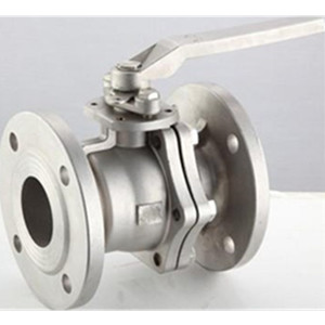 Full Bore Split Ball Valve, PTFE Seat, DN50