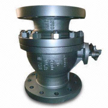 Gear Operated Ball Valve, CS, BS 5351
