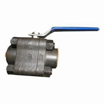 Handwheel Operated Ball Valve, ANSI B16.34, LCC