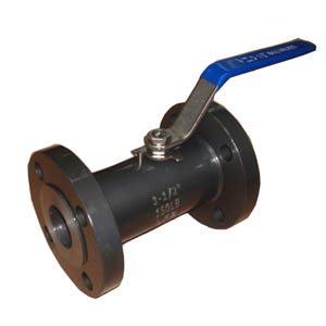 Lever Operated Ball Valve, ASTM A350 LF2