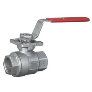 NPT Screw Floating Ball Valve, 1000 WOG, DN15