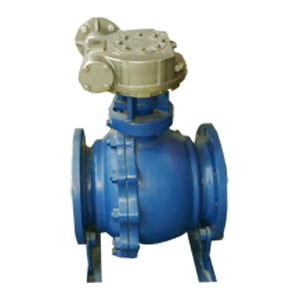 PTFE Seated Full Bore Ball Valve, 2-PC, RF