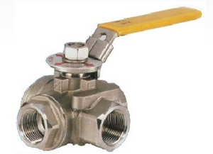 Stainless Ball Valve, CF8, NPT, DN25, CL600