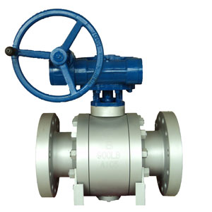 Bolted Body Forged Ball Valve, API 6D, RTJ