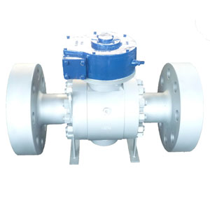Reduced Ball Valve, CL2500, API 6D, Flanged RTJ