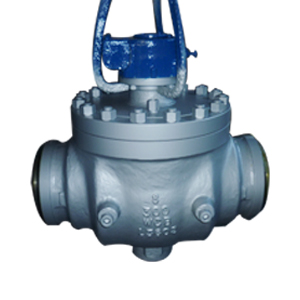 RFTFE Seated Trunnion Ball Valve, 8 Inch, BW