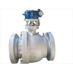 Trunnion Mounted Ball Valve, 2-PC, API 6D