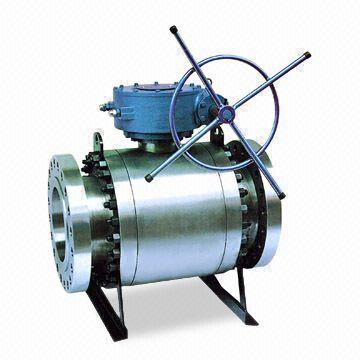 Trunnion Mounted Ball Valve, WCA, WCB, WCC, BW