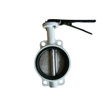 Cast Iron Butterfly Valve, Lug End, DN4-600
