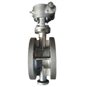 SS 304 Butterfly Valve, 4 Inch, 125mm