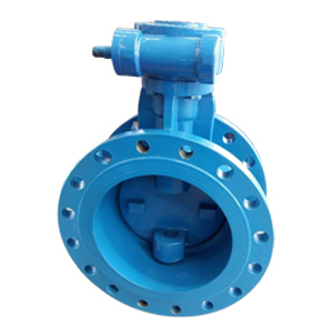 Ductile Iron Butterfly Valve, Flanged, DN150