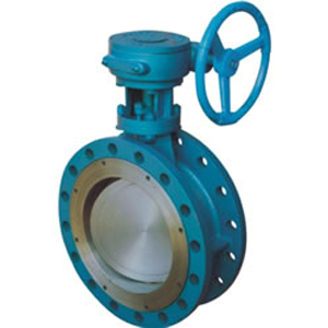 Metal Seal Butterfly Valve, CF8M, 600 LB
