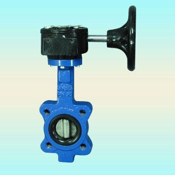 Triple Offset Butterfly Valve, 24 Inch, CI, DI