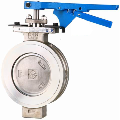 Alloy Steel Butterfly Valve, 150LB, 32 Inch