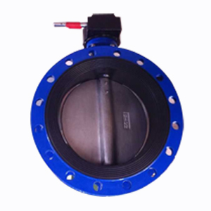 DI Flanged Butterfly Valve, DN350, PN16