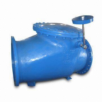 GGG50 Swing Check Valve, 125-300LB, DN200-1000