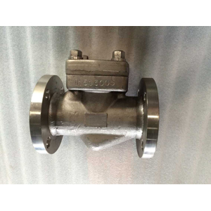 RTJ Piston Check Valve, A182 F51 DN50 PN150