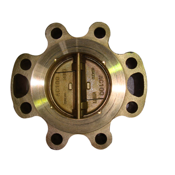 Aluminium Bronze Wafer Check Valve, 1-60 Inch