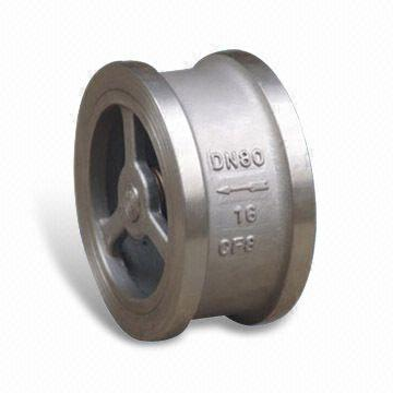 API Carbon Steel Wafer Check Valve, DN50-1200