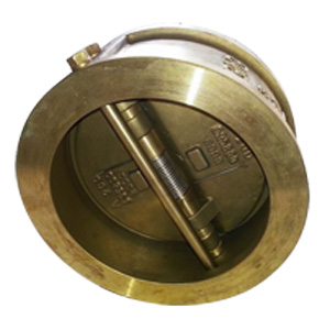 ASTM B148 Integral Wafer Check Valve, API 594