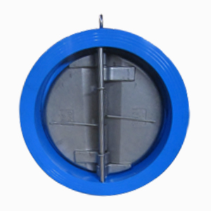 Cast Iron Wafer Check Valve, DN450, PN16, Epoxy