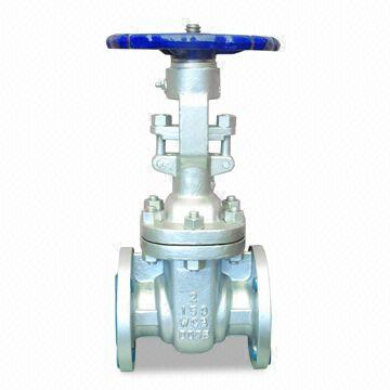 API 595 Flanged Gate Valve, 48 Inch, CS, AS, SS