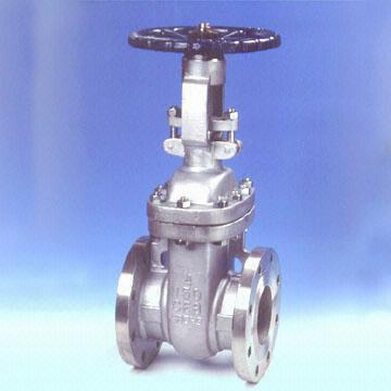 API 600 Cast Steel Gate Valve, ASTM A351, BW