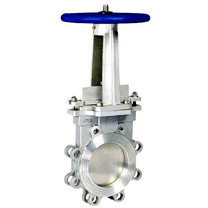 ASTM A351 Knife Gate Valve, Full Bore, BB, OS&Y