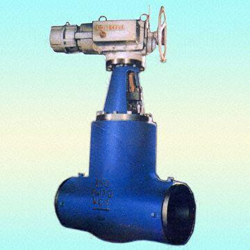Butt-welded Carbon Steel Gate Valve, 20 Inch, BB