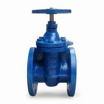 DIN 3352 Cast Iron Gate Valve, PN10, DN300