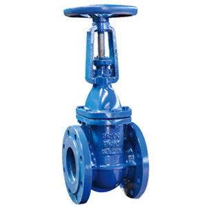 GGG40 Ductile Iron Gate Valve, DN150, DIN 3352