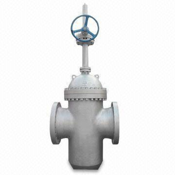 Through Conduit SS Gate Valve, DN15-DN600, BW