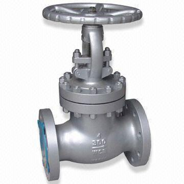Carbon Steel Globe Valve, Flanged, 2-24 Inch