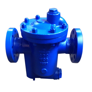 ASTM A216 WCB Steam Trap, 300LB, Inverted Bucket