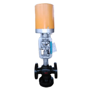 Control Valve, 2-Way, 3-Way, DN15-500, WCB, WC6