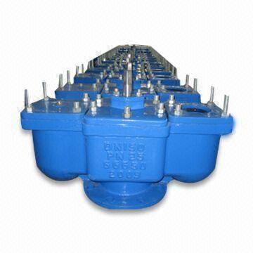 Epoxy Ductile Iron Air Valve, BS 5163, 150-2500LB