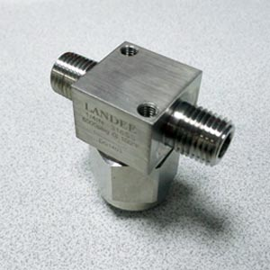 SS 316 Inline Filter, DN8, NPT Thread