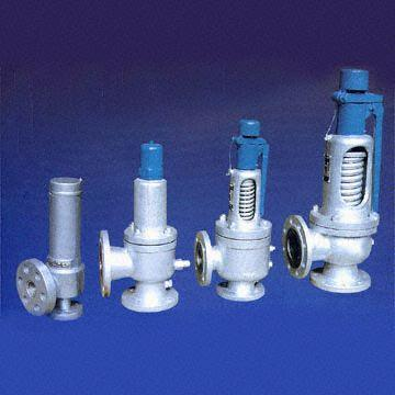 Flanged Safety Valve, DN10-400, API, BS, JIS