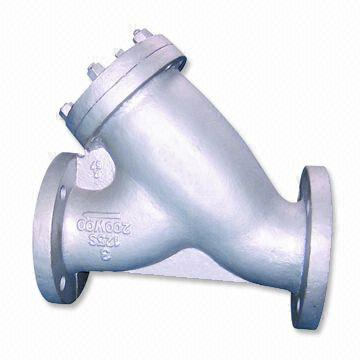 ASME B16.34 Basket Strainer, 2-36 Inch, WC6, WC9
