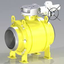 11 Technical Features of Fully Welded Ball Valve