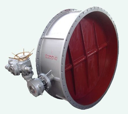Features of Ventilation Butterfly Valve