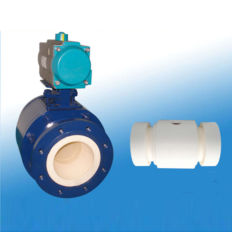 Four Major Advantages of New Ceramic Valves